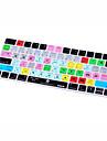 Xskn ® premiere pro cc atalho teclado de silicone teclado para teclado magico versao 2015 (us / eu layout)
