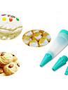 Instrumente de coacere Silicon / Plastic Ecologic / Reparații Tort / Ciocolatiu / pentru Candy Instrumentul de decorare 1set