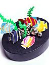 1 pcs Jucării Magnet Modele de Afișare / Lego / Puzzle Metal Creative / Magnetic / Reparații Pești Adulți Cadou