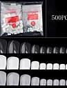 1set nagel konst Specialverktyg Klassisk DIY Genomskinligt klistermärke Handhållen design Hög kvalitet Bröllop Dagligen Hantverk
