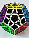 Rubiks kub z-cube Kolfiber Megaminx 3*3*3 Mjuk hastighetskub Magiska kuber Utbildningsleksak Stresslindrande leksaker Pusselkub Matt Klot