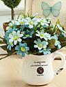 1 ramură Față de masă flori Flori artificiale