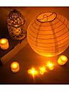 Plastic PCB+LED Decoratiuni nunta-20 PieseNuntă Petrecere Ocazie specială Halloween Zi de Naștere Bebeluș nou Petrecere / Seară