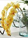 1 ramură Real atingere Orhidee Față de masă flori Flori artificiale