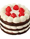 LT.Squishies Nourriture Factice / Faux Aliments / Kit de Maquette / Jouets Bruyants Nourriture / Dessert / Gateau realiste / Securite