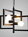 Rustik/Stuga Vintage Modern Matt Belysning Speciell design designers Hängande lampor Glödande Till Vardagsrum Sovrum Kök Matsalsrum