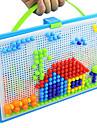 Puzzle 3D Puzzle Kit Mozaic Jucării Educaționale Alină Stresul Noutate Sferă Ciupercă Margele 296pcs Unisex Cadou