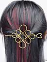 Europa și Statele Unite ale Americii comerț exterior euro contractate joker accesorii păr gol metal chineză nod păr jumătate brat tip