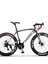 Comfort Cyklar Cykelsport 21 Hastighet 27 Hastighet 26 tum/700CC Shimano Dubbel skivbroms Vanlig Icke-dämpning Vanlig Aluminum Alloy