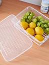 1pc Stockage alimentaire Plastique Facile a Utiliser Organisation de cuisine