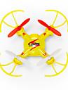 RC Drönare WL Toys V646A 6 Axel 2.4G - Radiostyrd quadcopter LED Lampor Felsäker Huvudlös-läge 360-Graders Flygning Radiostyrd Quadcopter