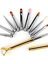 pinceau a ongles pinpai outils a pointilles quantite 10pcs phototherapie ligne de dessin stylo multifonction