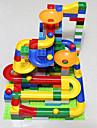 השיש לרוץ מרוץ בנייה שיש מסלולים מסלול גולות צעצוע של סיאם פלסטיק בגדי ריקוד ילדים יוניסקס בנים בנות צעצועים מתנות 1 pcs
