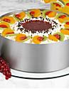 26Piesă/Set Materiale pentru torturi Rotund Noutate Pentru ustensile de gătit tort Oțel inoxidabil OțelMultifuncțional Măsurătoare
