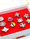 Mer accessoarer Inspirerad av Sailor Moon Sailor Moon Animé Cosplay-tillbehör Ringar
