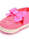 Bebeluș Pantofi Flați Confortabili Țesătură Primăvară Toamnă Nuntă Casual Party & Seară Confortabili Funde Toc Plat Fucsia Plat