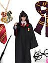 Mer accessoarer Inspirerad av Cosplay Magic Harry Animé Cosplay-tillbehör Uniformtyg Flickor Pojkar