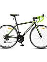 Cruiser Cyklar Cykelsport 21 Hastighet 26 tum/700CC Shimano V-broms Icke-dämpning Anti-halk Vanlig Aluminiumlegering