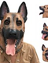 Nou cool lup câine complet fata masca Halloween cadouri eco-friendly natura latex real-life masca masca cap de cosplay partid dress up