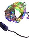 1W Fâșii de Iluminat 200 lm <5V V 5 m 50 led-uri Alb Cald Alb Roșu Galben Albastru Verde Mov Roz Multicolor