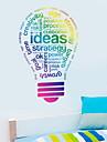 Timp Liber Perete Postituri Autocolante perete plane Autocolante de Perete Decorative Material Pagina de decorare de perete Decal