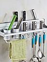 1 buc Rafturi pentru rafturi Metal Uşor de Folosit Organizarea bucătăriei