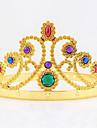 Halloween ziua de naștere regina coroana montat bijuterie bijuterie cap curele cosplay carnaval masquerade