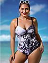 Femei Bikini / O Piesă Femei Cu Susținere Boho Nailon / Spandex