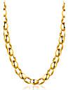 Bărbați Pentru femei Lănțișoare Bijuterii Geometric Shape Placat Auriu La modă Ajustabile Σταυρός Stâncă Gotic Bijuterii Pentru Petrecere