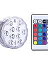 ywxlight® lumina decorativă de noapte 1w usb color schimbare dc 5v