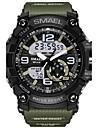 Bărbați Ceas Sport Ceas Militar  Ceas La Modă Ceas digital Japoneză Quartz Calendar Cronograf Rezistent la Apă Cronometru Iluminat
