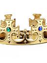 Halloween ziua de nastere rege coroana montat bijuterie bijuterii cap curele cosplay carnaval costum de mascare partid
