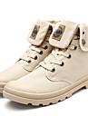 Bărbați Pantofi Pânză Vară Toamnă Confortabili Adidași Dantelă Pentru Casual Negru Gri Kaki
