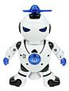 RC Robot Barn Elektronik ABS Sång Dans Gång Multifunktion Fjärrkontroll Kul Klassisk Barn