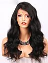 Натуральные волосы Бесклеевая кружевная лента Лента спереди Парик стиль Перуанские волосы Естественные кудри Парик 130% Плотность волос с детскими волосами Природные волосы Для темнокожих женщин Жен.
