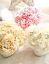 buchet de flori de mătase de flori de mătase flori false de origine decor 6 sucursală / pachet