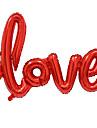 scrisori de mare dimensiune dragoste folie balon romantic mylar minunat baloane