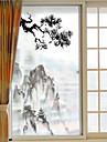 Deco Art Autocolant Geam,PVC a vinyl Material fereastra de decorare