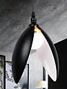 Retro designers Hängande lampor Glödande Till Matsalsrum Studierum/Kontor affärer/caféer 110-120V 220-240V 110-120V 220-240V Glödlampa
