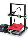 tornadă 3d imprimantă 300 * 300 * 400mm precizie de înaltă precizie imprimanta pre-asamblate 2017 tevo ultimul model