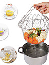 Ustensile de bucătărie Teak O noua sosire Strecurătoare & Filtru Pentru ustensile de gătit 1 buc