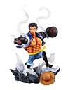Anime de acțiune Figurile Inspirat de One Piece Monkey D. Luffy PVC 26 CM Model de Jucarii păpușă de jucărie