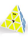 Rubiks kub QI YI Pyraminx Mjuk hastighetskub Magiska kuber Pusselkub Kul Fyrkantig Present Klassisk Unisex