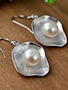 Pentru femei Cercei Stud Cercei Picătură Perle La modă stil minimalist Perle Plastic Geometric Shape Bijuterii Pentru Zilnic Casual