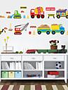 Transportare Perete Postituri Autocolante perete plane Autocolante de Perete Decorative Material Pagina de decorare de perete Decal