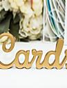 Lemn Tabelul Center Pieces - Personalizat Caracter 1 Toate Sezoanele