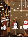 Noel Bande dessinee Mots& Citations Stickers muraux Autocollants avion Autocollants muraux decoratifs, Vinyle Decoration d\'interieur