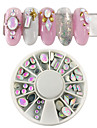 1 pcs Mode Nail Art Design Dagligen