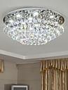 Artistisk Naturligt inspirerad LED Chic och modern Traditionell/Klassisk Land Modern Kristall Glödlampa inkluderad designers Ljuskronor