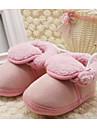Bebeluș Pantofi Lână Toamnă Iarnă Confortabili Primii Pași Pantofi Flați Pentru Casual Rosu Albastru Roz Kaki
